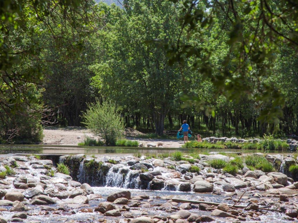 La Comunidad de Madrid dispone de varias zonas naturales aptas para el baño
