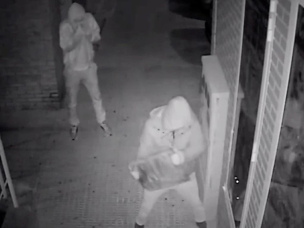 Detenidos en Mejorada por robar en comercios del centro de la localidad