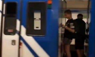 El menor arrollado por el Metro consigue recuperar una de las piernas