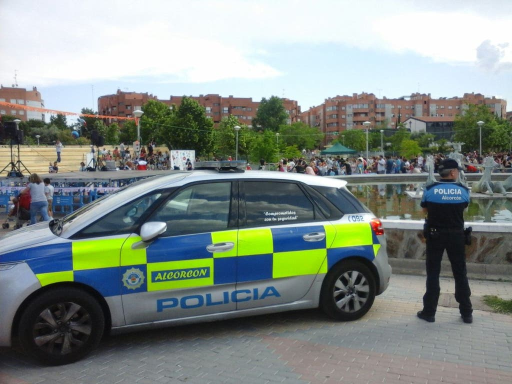 Roban un coche en Madrid con un niño dentro
