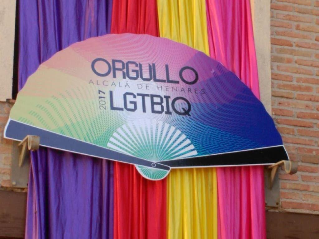 Alcalá de Henares se vuelca con las celebraciones del Orgullo Gay