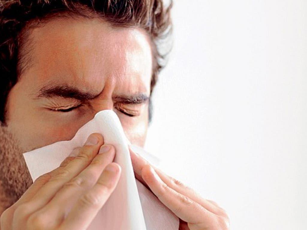 Los niveles de polen se mantienen bajos en la zona del Henares por el calor