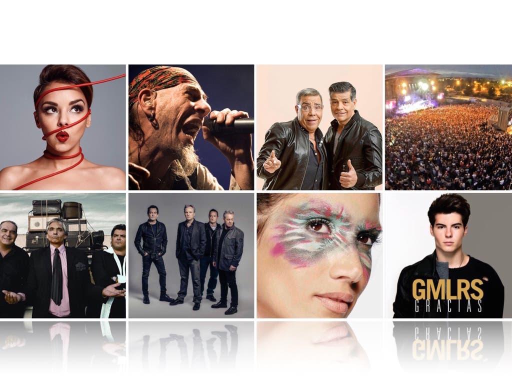 Aquí están: Todos los conciertos de las Fiestas de Torrejón