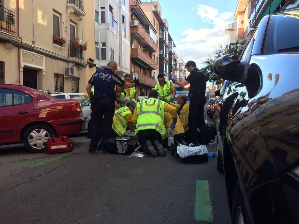 Muere el joven apuñalado en Madrid y detienen al presunto agresor