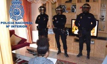 Detenida en Alcalá la líder de una red nigeriana de explotación sexual