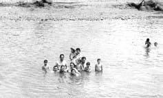 Cuando el río Henares era nuestra playa
