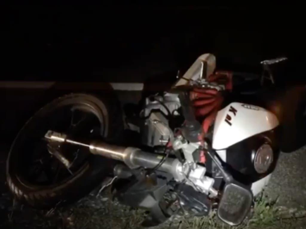 Muere un motorista de 24 años en Fuente El Saz de Jarama