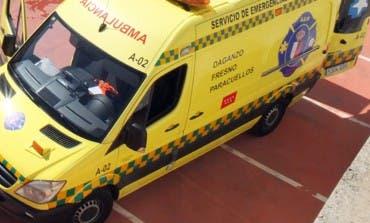 Recuperan de una parada cardíaca a una niña de dos años en Daganzo