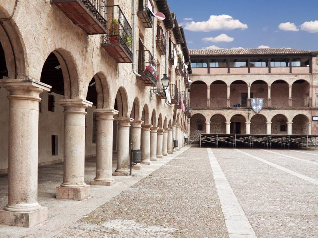 ¡Conseguido! Sigüenza, Capital del Turismo Rural 2017