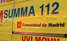 Grave accidente laboral en Leganés