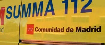 Cuatro heridos en un accidente de tráfico en Valdetorres de Jarama