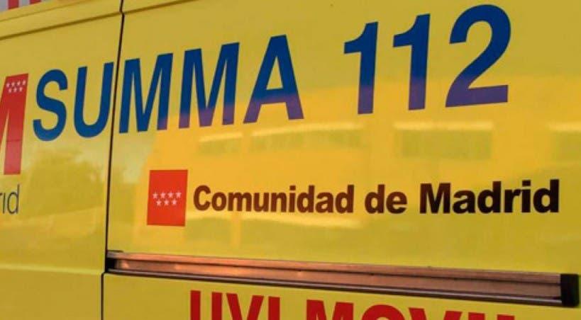 Herido grave un joven de 31 años tras ser atropellado en un garaje de Alcalá de Henares