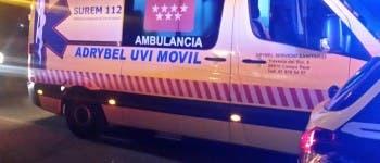 Dos heridos, uno de ellos grave, en un accidente en Campo Real