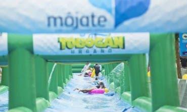 Vuelve a Madrid el tobogán acuático más grande de Europa