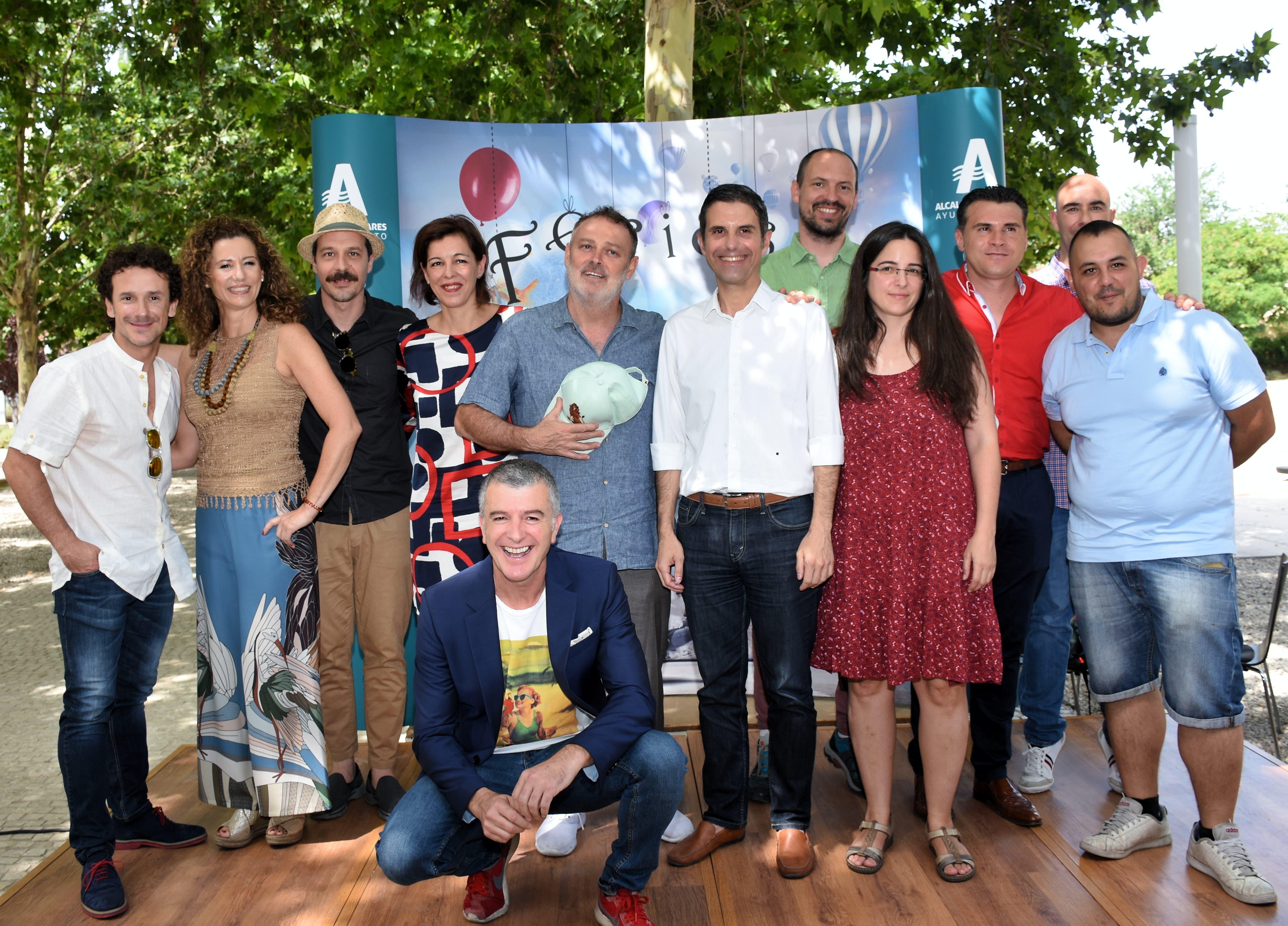 Presentación de las Ferias 2017 (Ayto.).