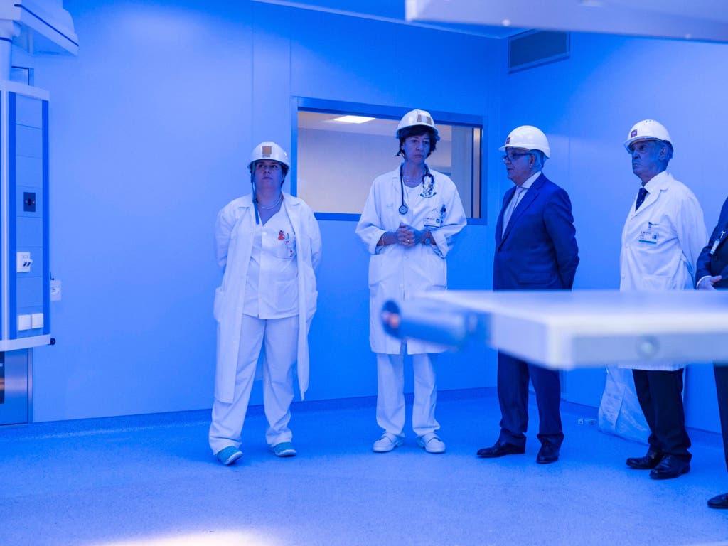 El Hospital de Alcalá reforma sus quirófanos con la última tecnología