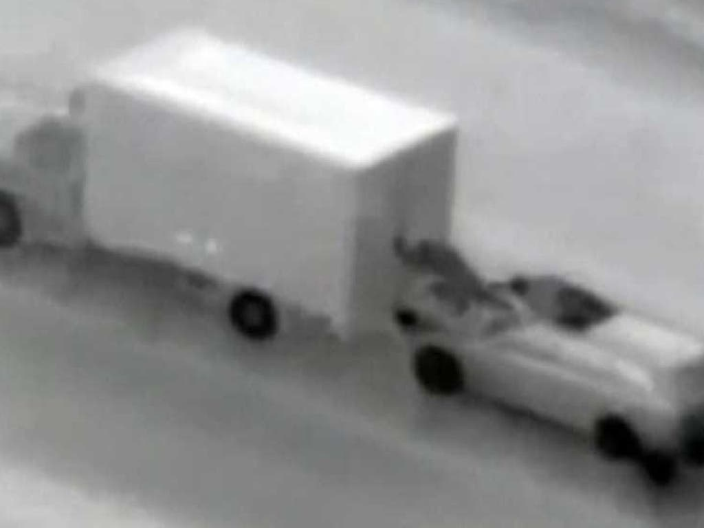Cae la banda rumana que asaltó un camión en marcha en Meco