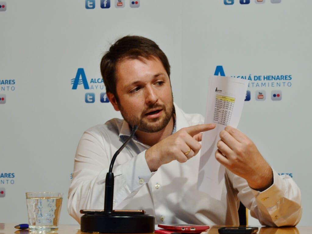 Víctor Chacón (PP Alcalá).