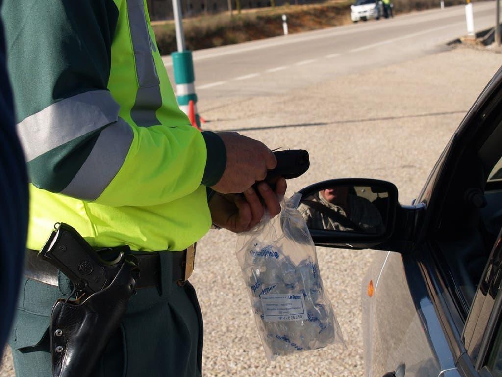 Comienza en Madrid la operación salida navideña con más controles de alcoholemia