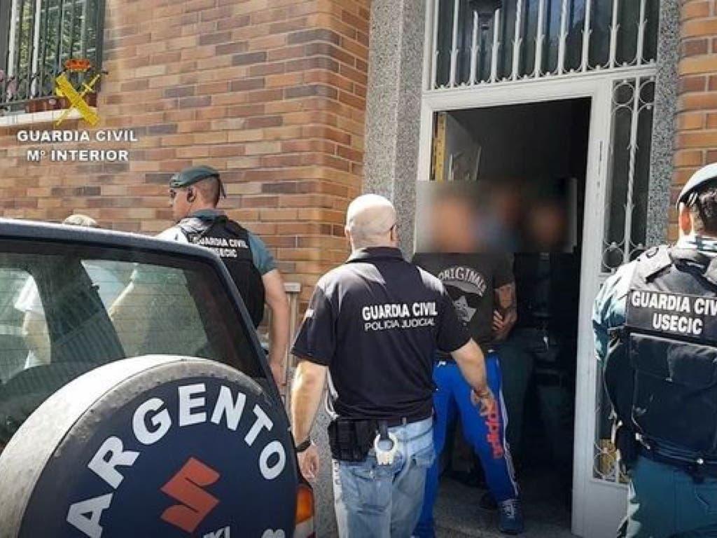 Cae una red de tráfico de drogas con pisos franco en Alcalá y Arganda