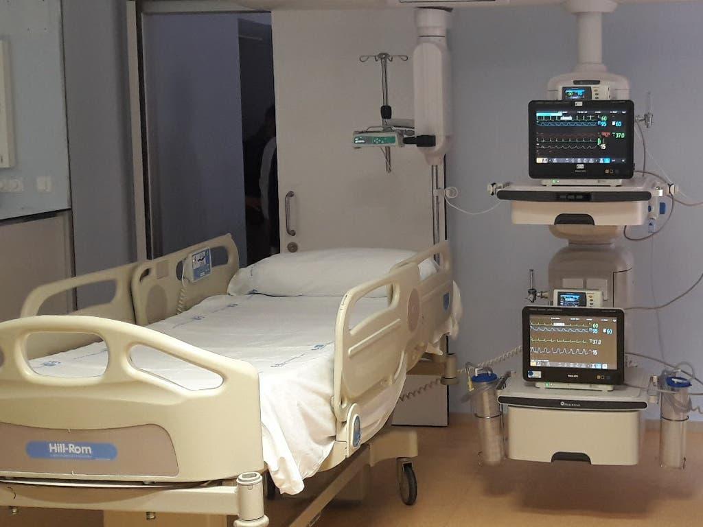 Así es la nueva Unidad de Ictus del Hospital de Alcalá