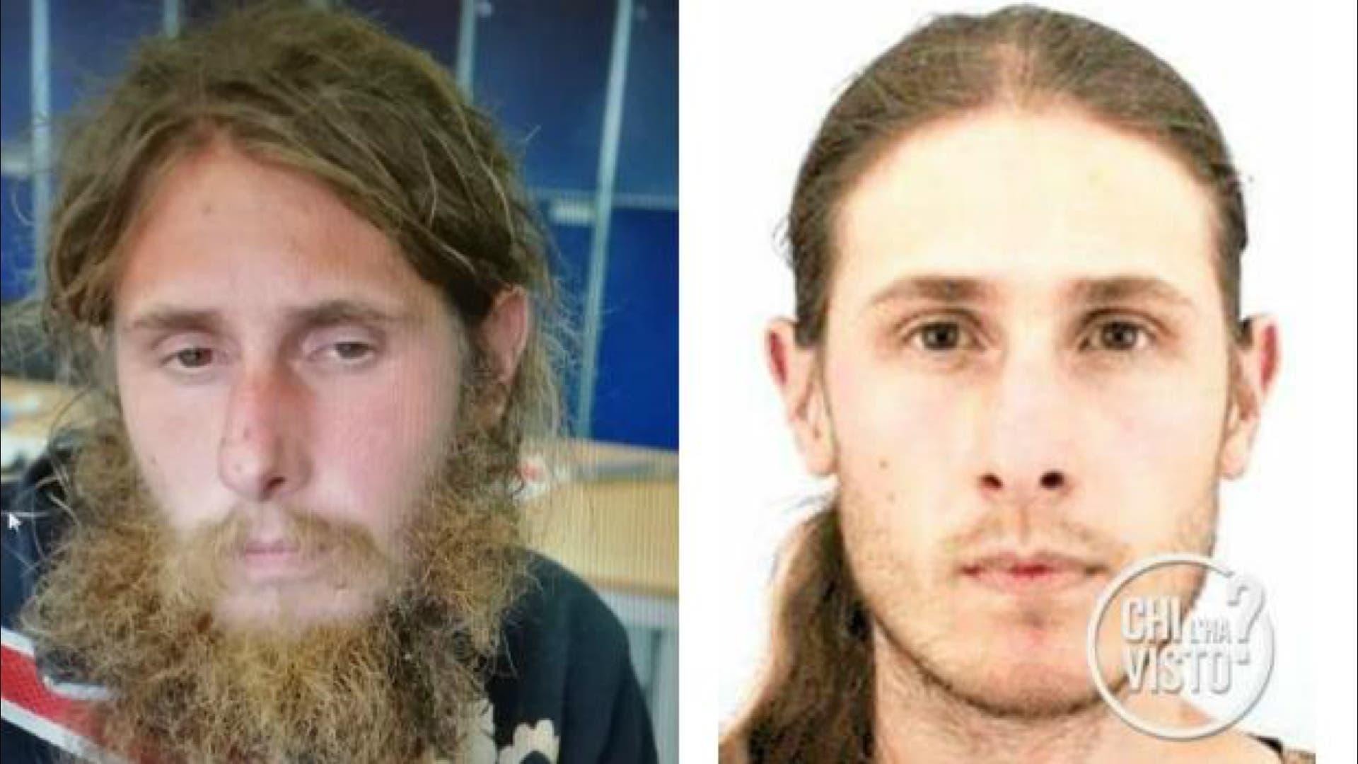 A la izquierda: El joven localizado Torrejón. A la derecha: Vladislav, desaparecido en enero (ABC).