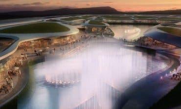 Así será el gran lago del Open Sky de Torrejón