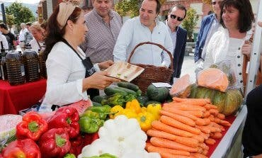 Llega a Arganda el mercado de alimentos made in Madrid