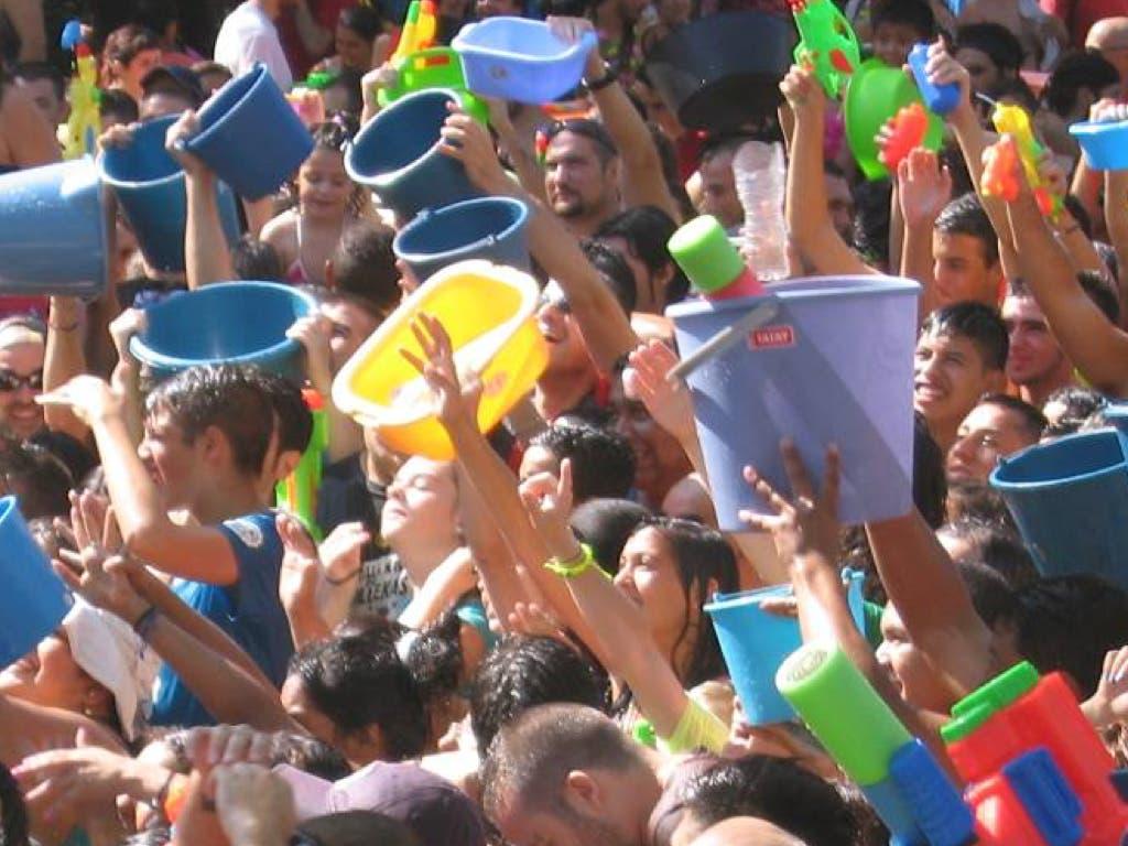 Vallecas celebra este domingo su Batalla Naval