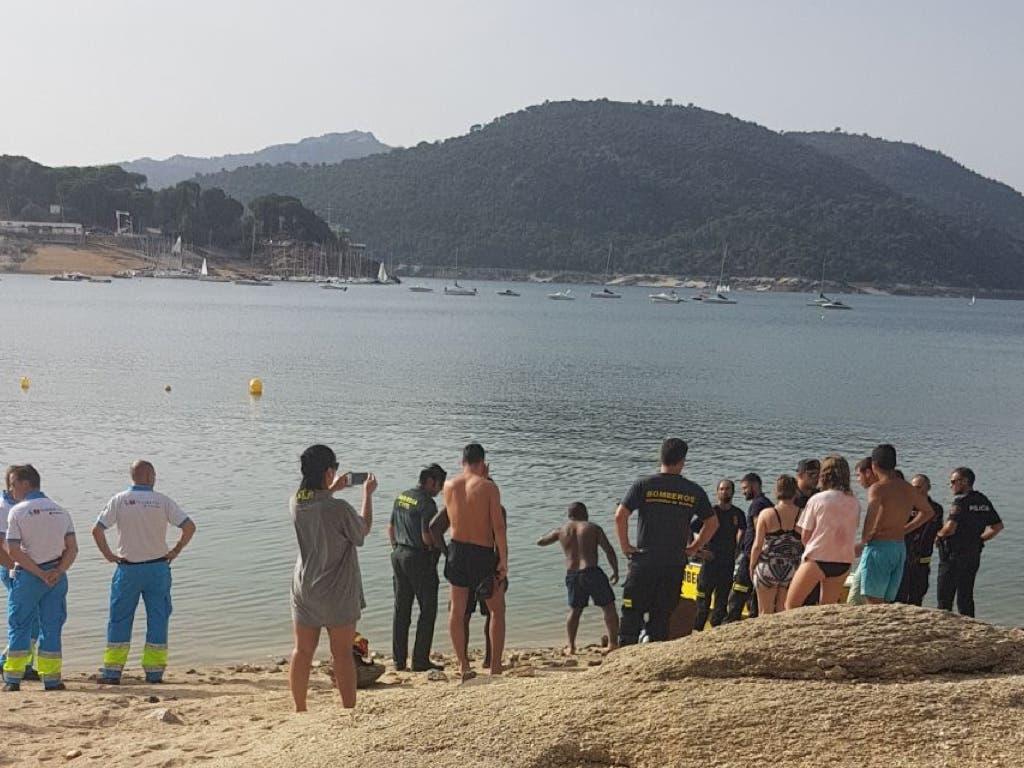 El verano deja ya cuatro muertes por ahogamiento en Madrid
