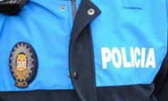 Un ladrón se rompe las piernas al saltar cuando huía de la Policía