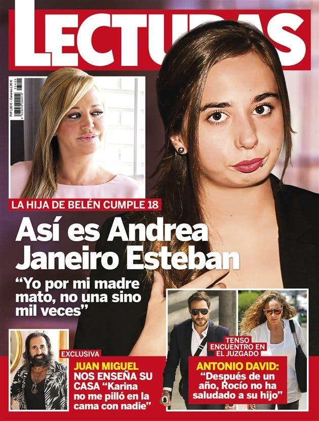 Publicación de la Revista Lecturas en Twitter.