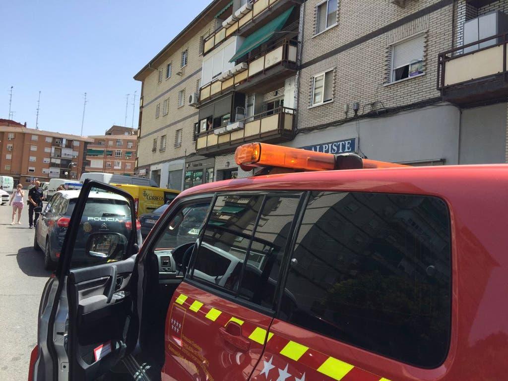 Dos heridos en una reyerta multitudinaria con botellas rotas