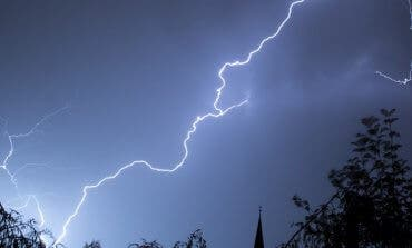 La Comunidad de Madrid, en alerta por tormentas y viento a partir de esta tarde