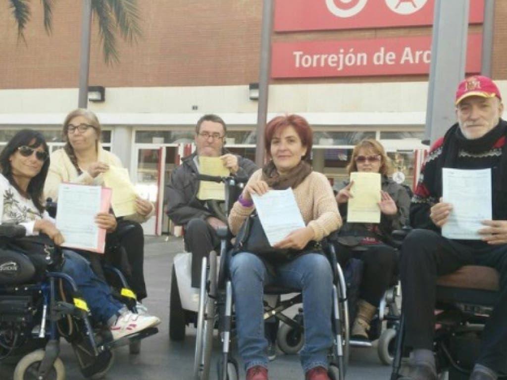Consiguen que Torrejón exija a Cercanías trenes accesibles
