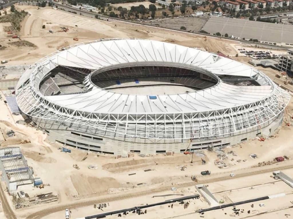 La Justicia anula el planeamiento urbanístico del Wanda Metropolitano