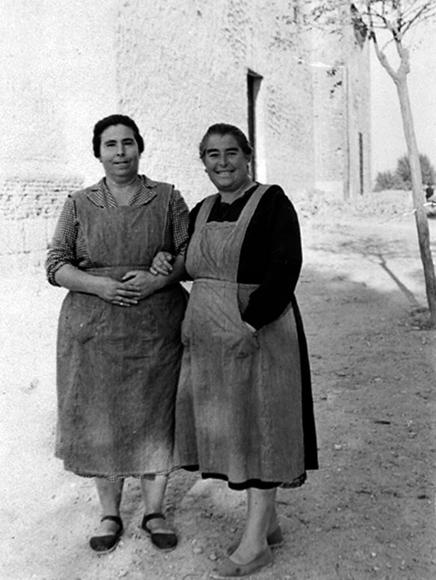 Carmen y Pilar (Cedida).
