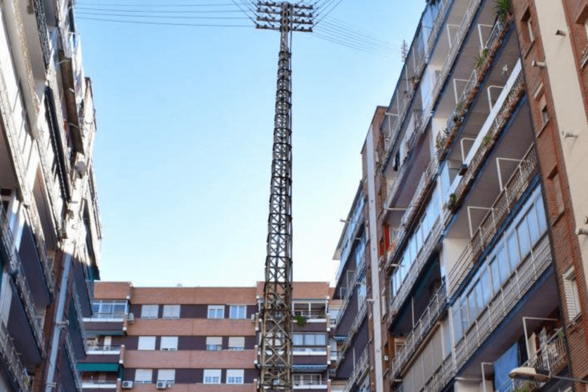 Adiós a la torre de Jovellanos en Alcalá de Henares