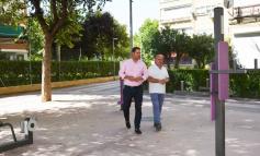Torrejón crea una nueva zona de juegos biosaludables para adultos en Orbasa