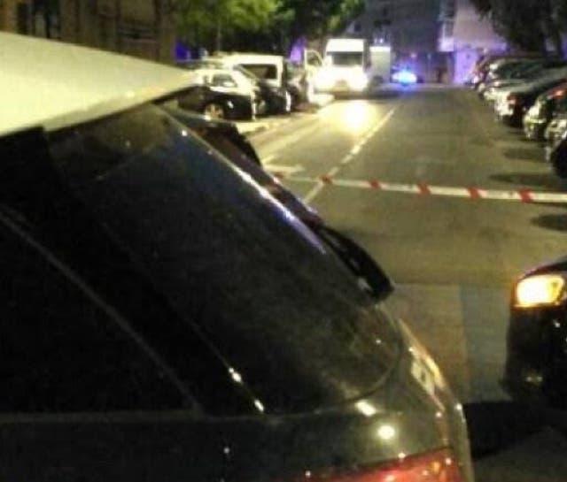 Máxima alerta en Madrid por una furgoneta cargada de bombonas de butano