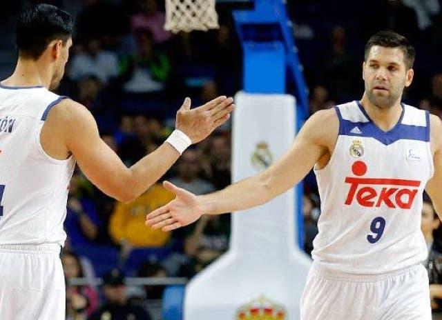 El Real Madrid de baloncesto prepara la nueva temporada en Arganda del Rey