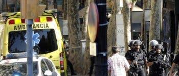 Solidaridad en el Corredor del Henares por el atentado de Barcelona
