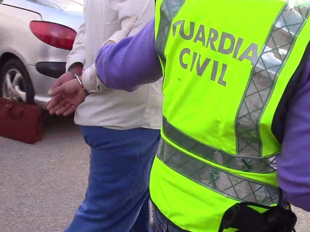 Detenido en Guadalajara por ayudar en el asalto a un camión de reparto