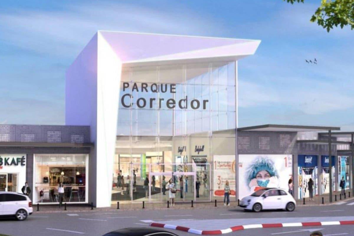 Comienza la reforma del centro comercial Parque Corredor de Torrejón de Ardoz