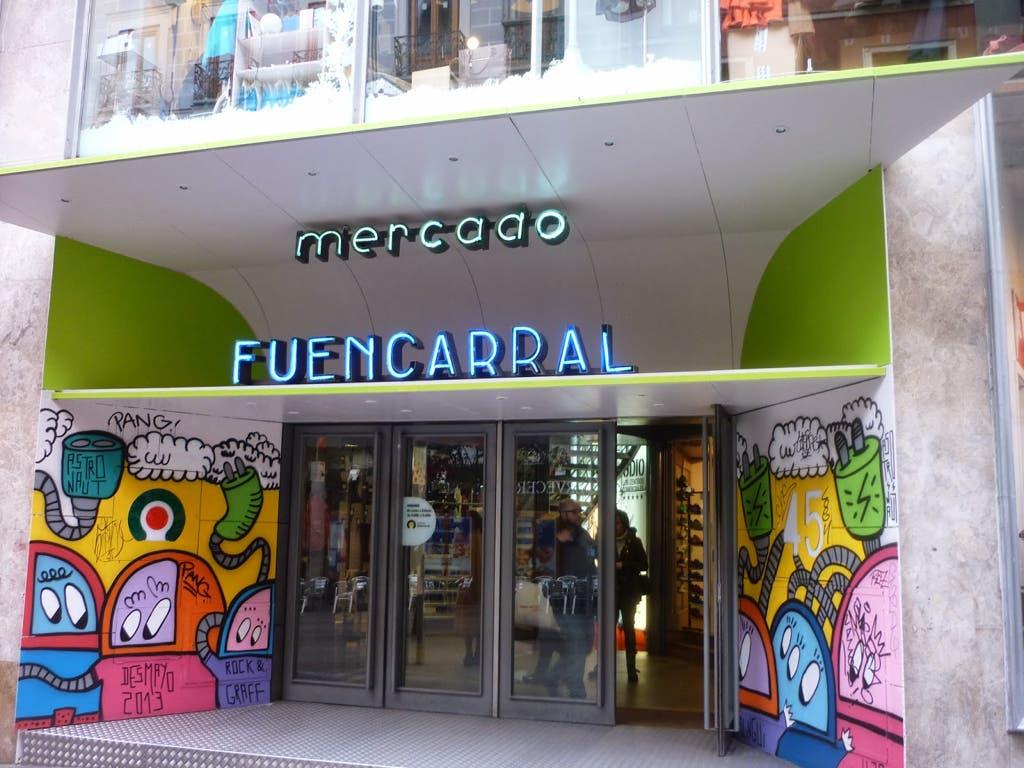 El Mercado de Fuencarral volverá a abrir convertido en un Decathlon