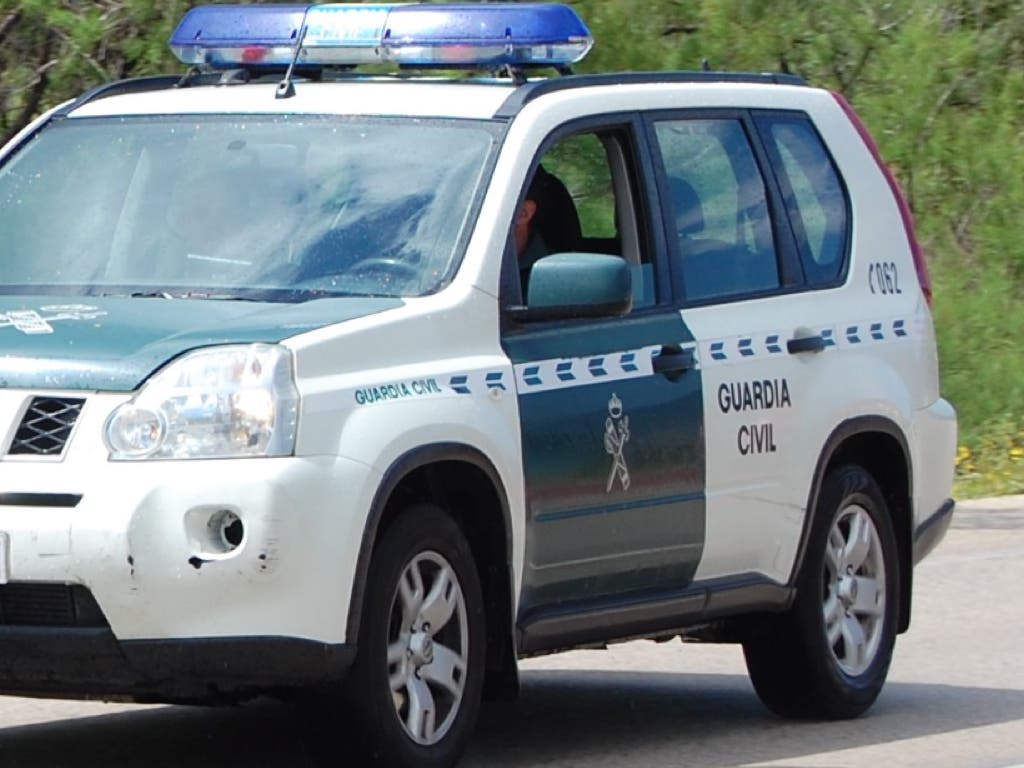Hallada en buen estado la mujer desaparecida en Guadalajara