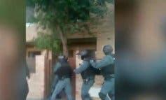 La Guardia Civil de Rivas detiene a una peligrosa banda de aluniceros