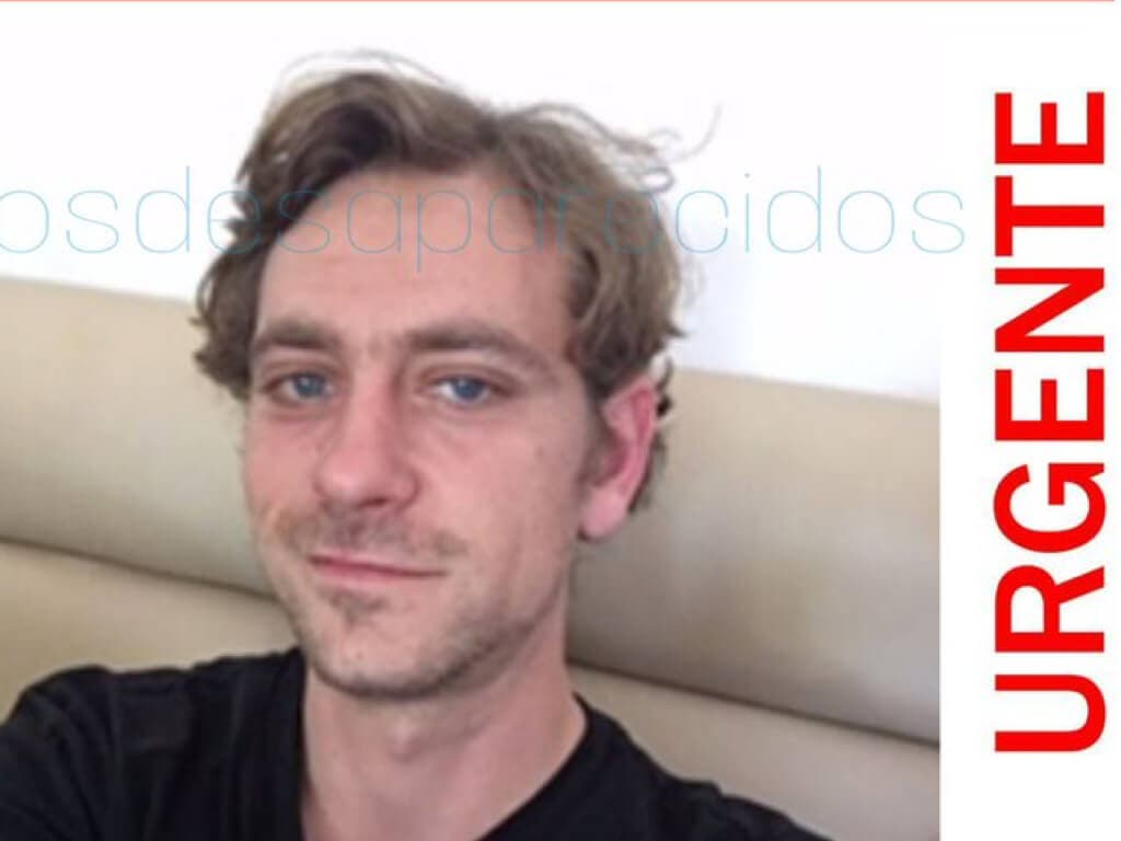 Localizado el joven de 33 años desaparecido en Madrid