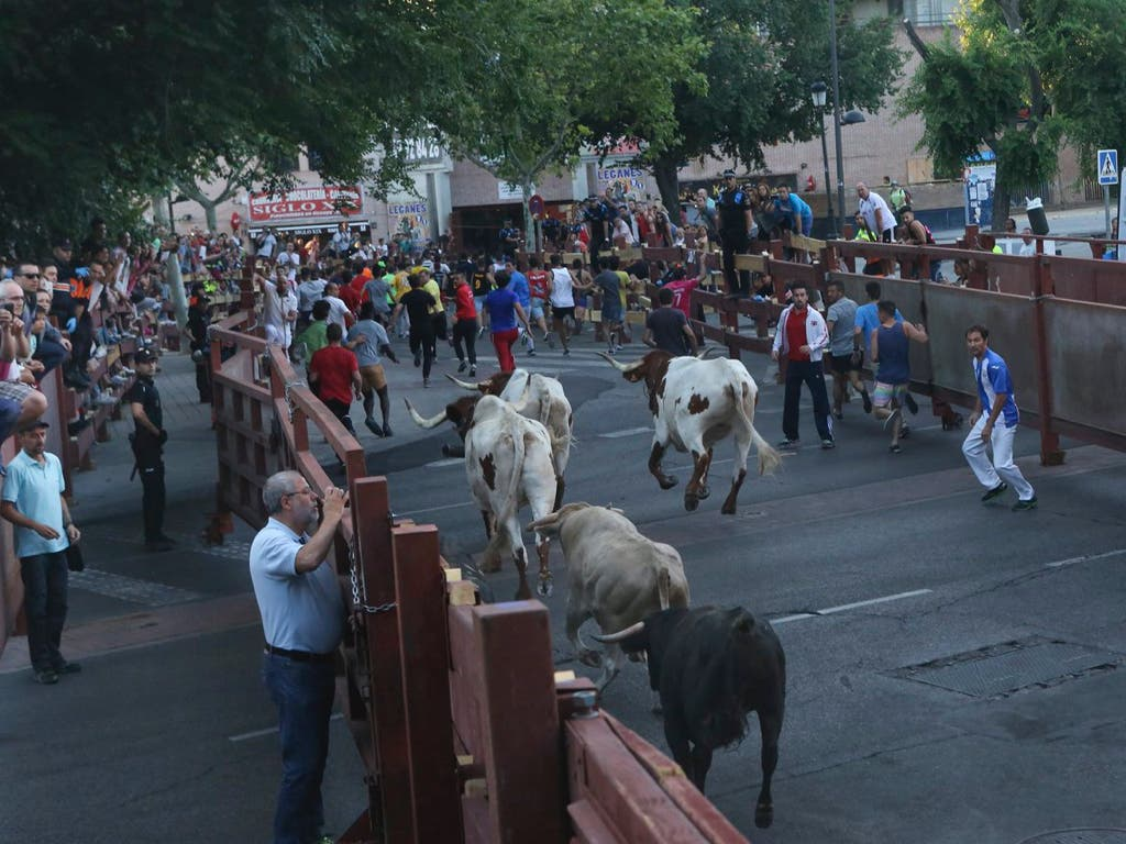 Leganés se queda sin el primer encierro de las Fiestas por falta de seguridad