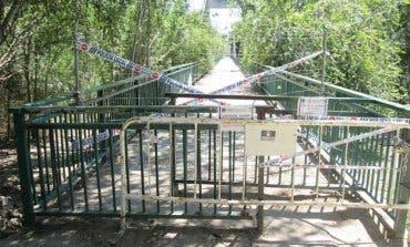 El Puente del Moco en San Fernando sigue cerrado sin fecha de apertura